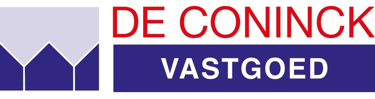 De Coninck Vastgoed Logo